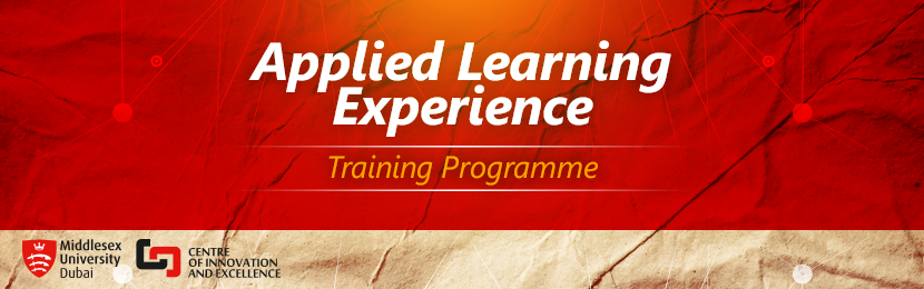 Applied Learning Experience