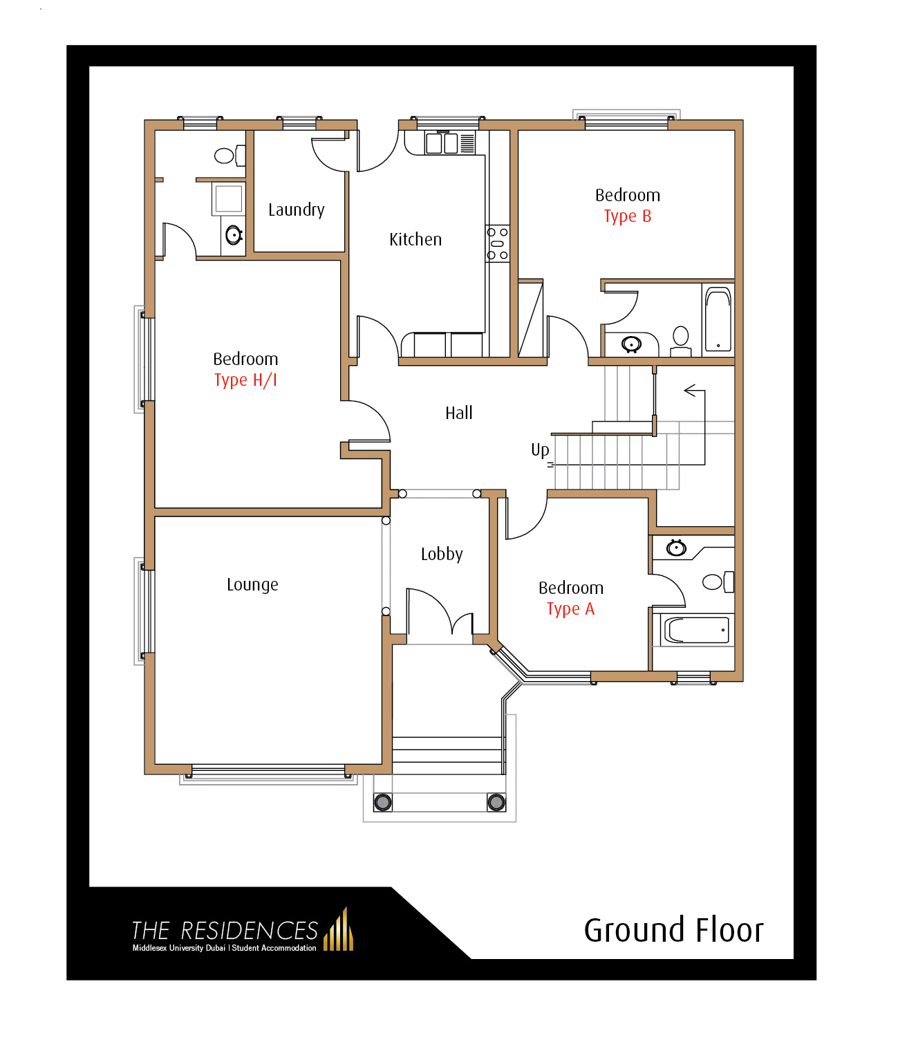Floor Plans - The Residences