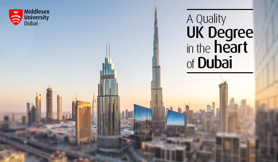 A Quality UK Degree in the heart of Dubai