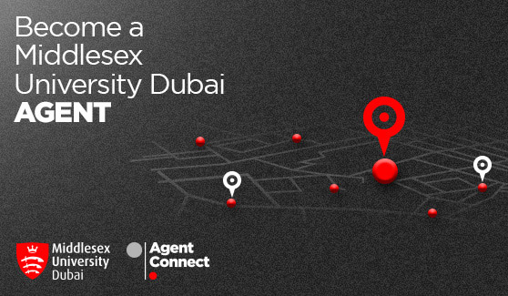 Become a Middlesex University Dubai Agent
