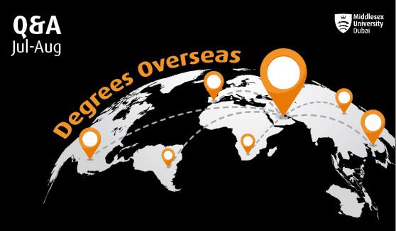 Degrees Overseas