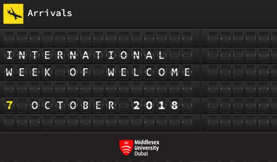 International Week of Welcome