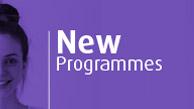 New Programmes 2018