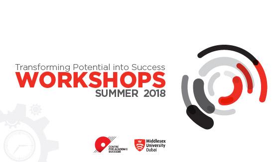 Pre-sessional workshops September 2018