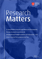Research Matters Vol 7