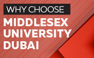10 Reasons to Choose Middlesex University Dubai