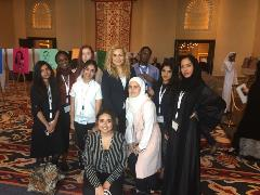 Politics students attend UN Global Compact Business for Peace event