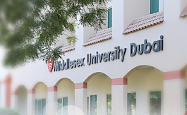 Work at Middlesex University Dubai