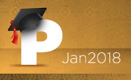 Postgraduate - January 2018