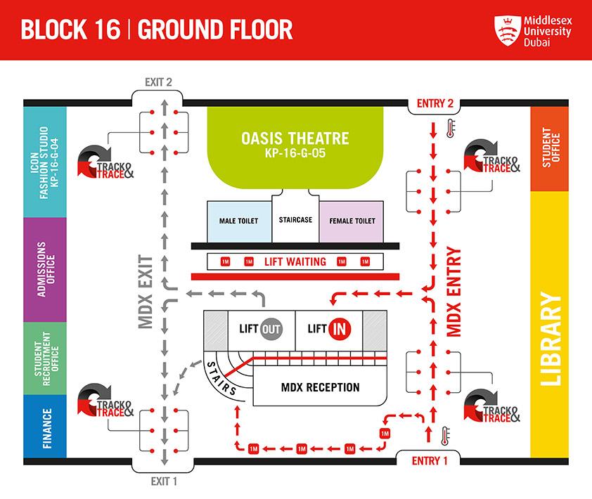 BLOCK 16 GROUND FLOOR