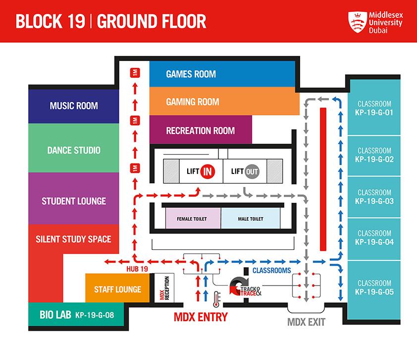 BLOCK 19 GROUND FLOOR