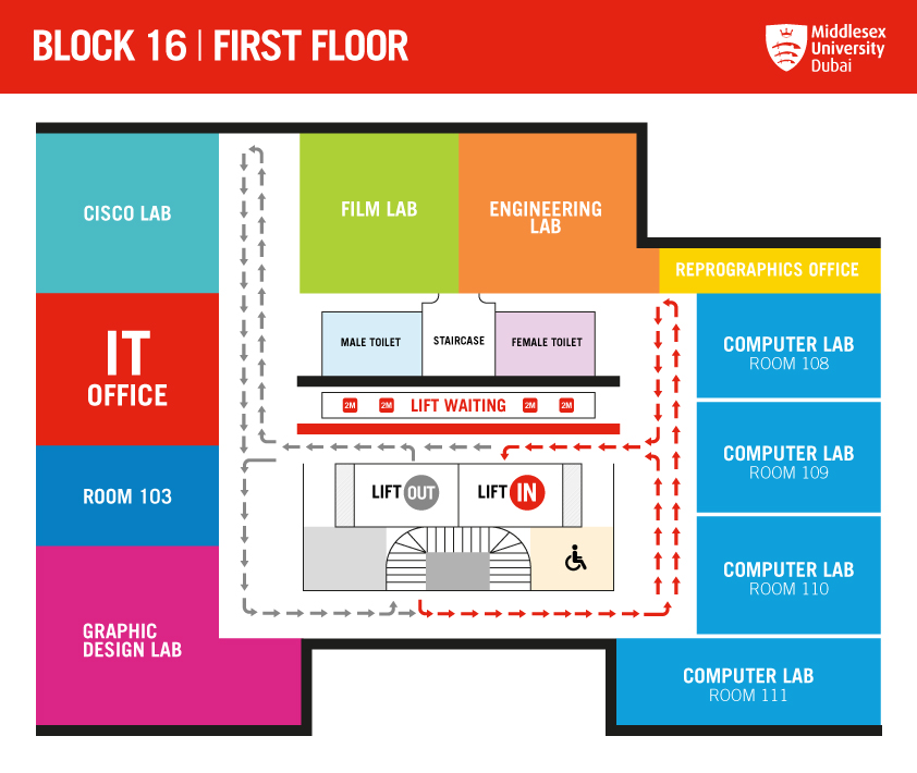 BLOCK 16 FIRST FLOOR