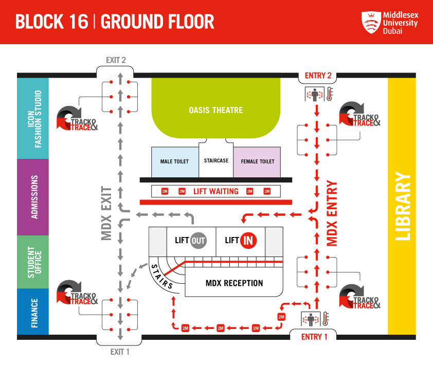 BLOCK 16 GROUND FLOOR