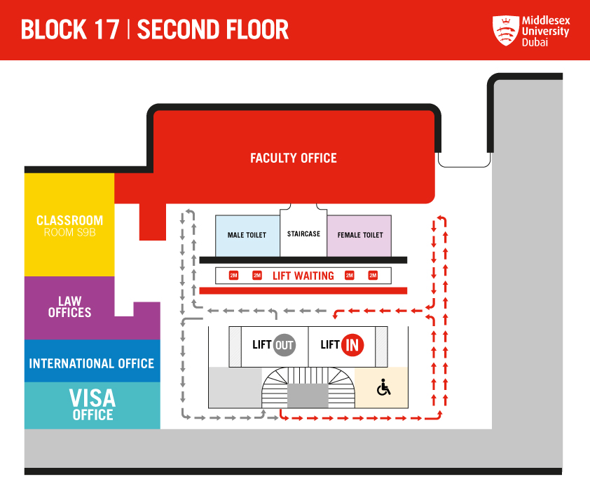 BLOCK 17 SECOND FLOOR