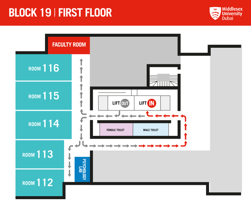 BLOCK 19 FIRST FLOOR