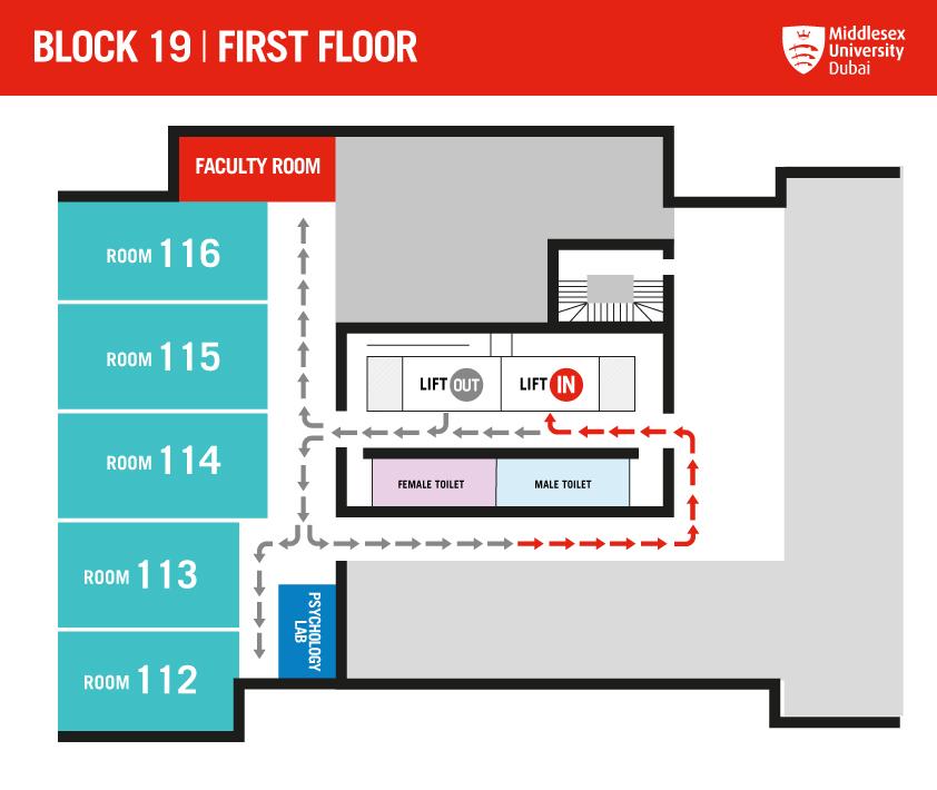 BLOCK 19 FIRST FLOOR