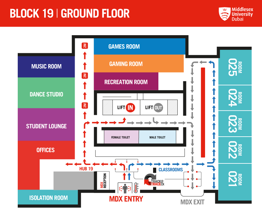 BLOCK 19 GROUND FLOOR
