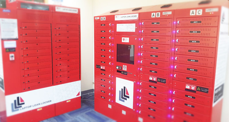 Middlesex University Dubai - page banner _Library