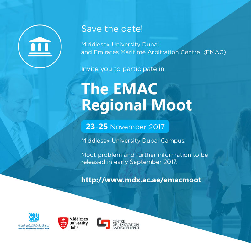 The EMAC Regional Moot