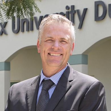 Andrew Mackenzie MBA