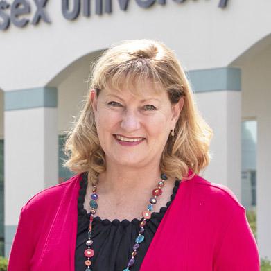 Sandra Stephenson MA FHEA