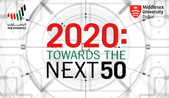 2020 towards the next 50