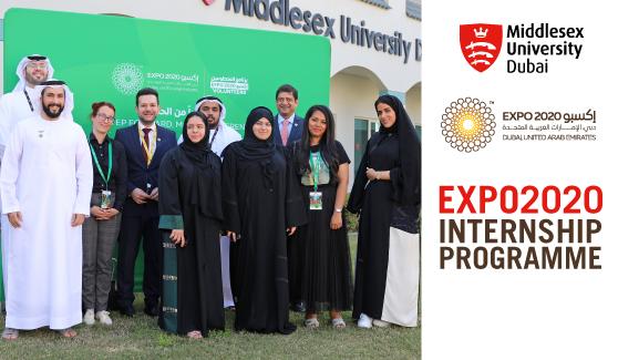 Expo2020 Internship Programme