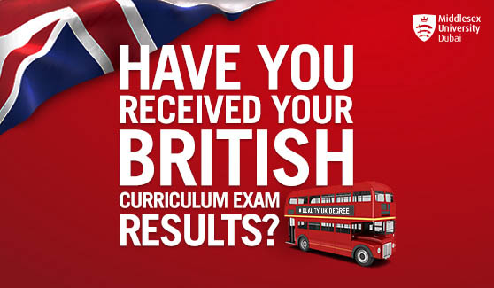 Have you received your British curriculum exam results