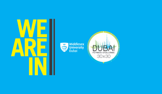 Join the MDX Dubai 30 Day Fitness Challenge