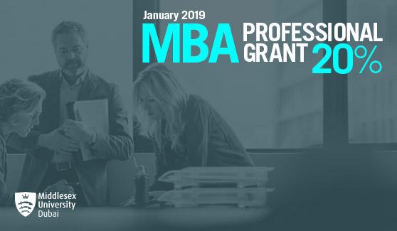 MBA Professional Grant
