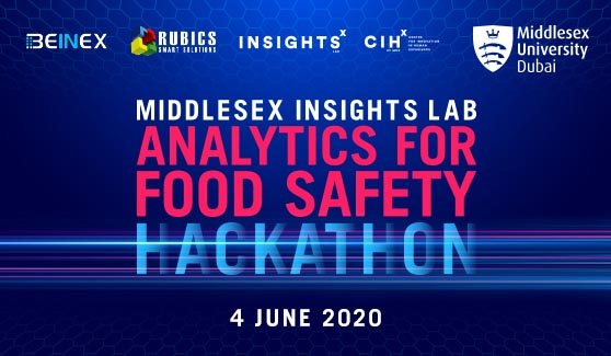 Middlesex Insights Lab Analytics for Food Safety Hackathon