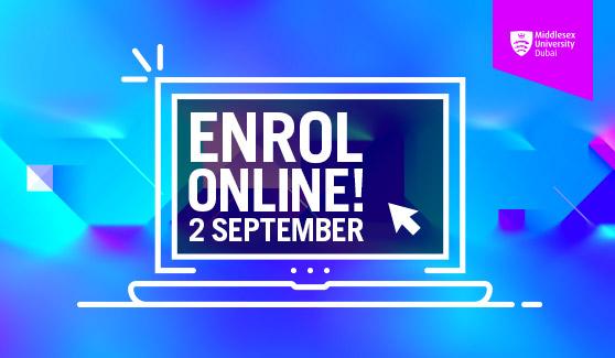 Online Enrolment