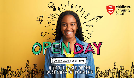 Open Day 20 March