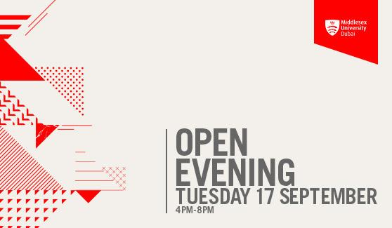 Open Evening 17 September