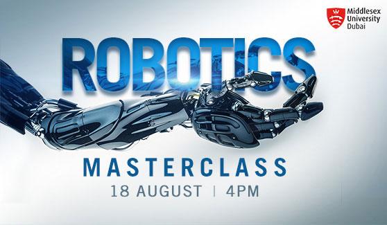 Robotics Masterclass