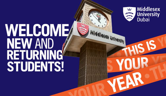 Welcome New and Returning Students