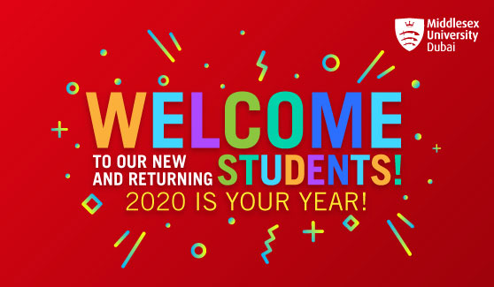 Welcome to our new and returning students