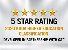 KHDA 5 Stars Rating