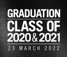 Graduation 2021 - 2022