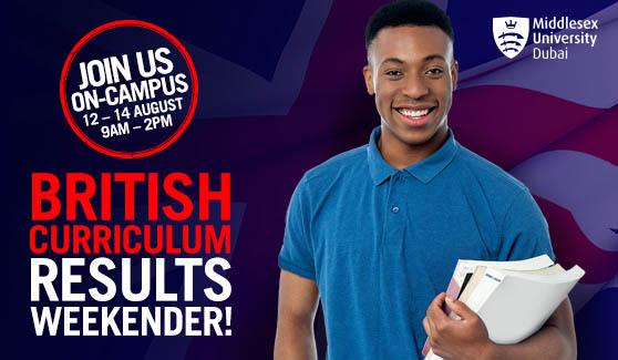 British Curriculum Result
