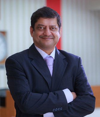 Dr. Cedwyn Fernandes