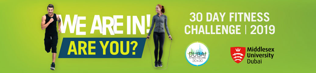 30 Days Fitness Challenge 2019