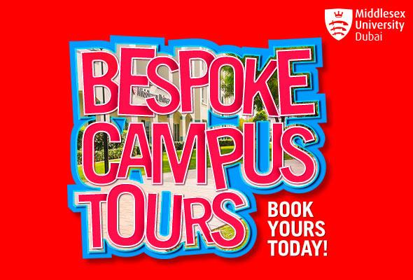 Bespoke Campus Tours