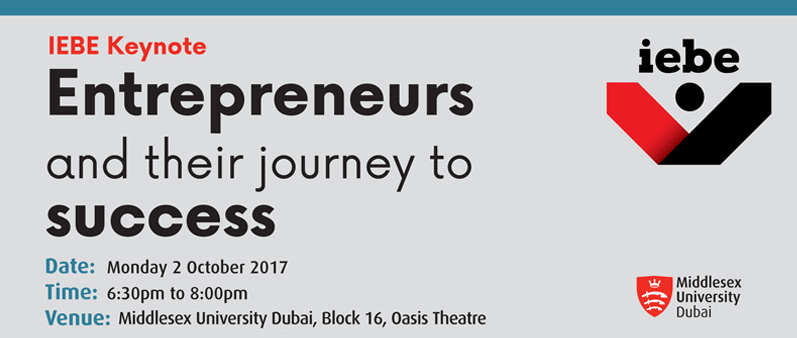 Entrepreneurs and their journey to success