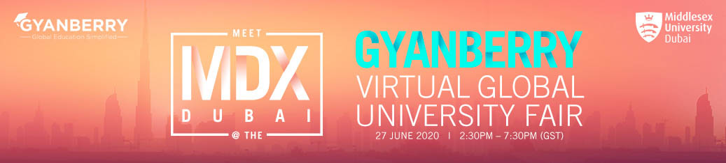 Gyanberry Virtual Global University Fair