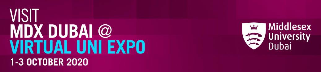 Khaleej Times Virtual Uni Expo