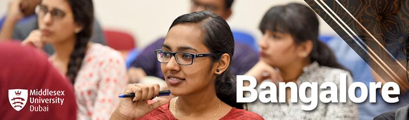 Middlesex University Dubai visits Bengaluru!