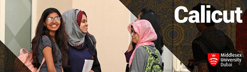 Middlesex University Dubai visits Calicut!