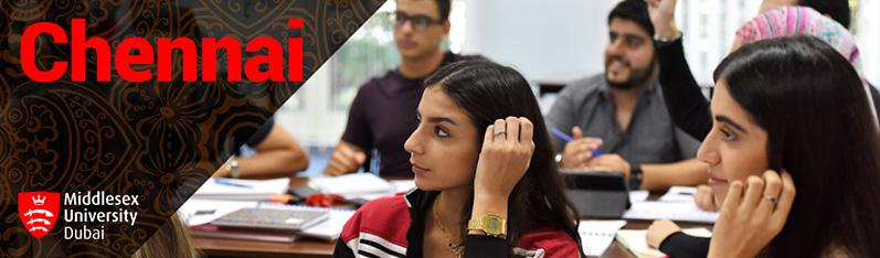 Middlesex University Dubai visits Chennai!