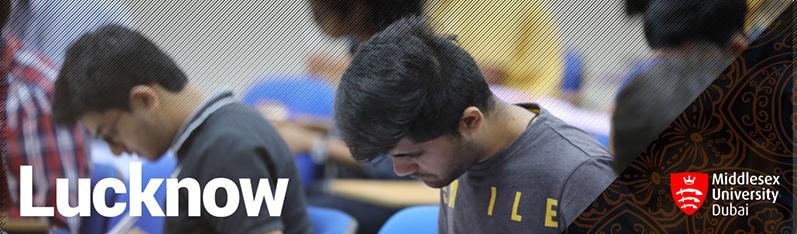 Middlesex University Dubai visits Lucknow!